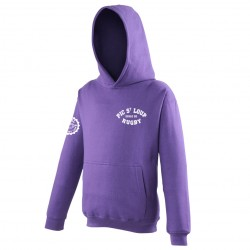 Sweat capuche enfant Girly